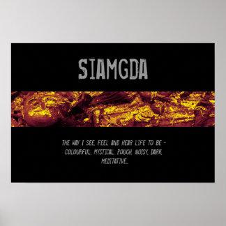 Siamgda Poster