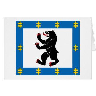Siauliai County Flag Cards