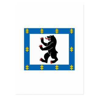 Siauliai County Flag Post Cards