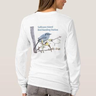 SIBBS - Sullivans Island Bird Banding Station T-Shirt