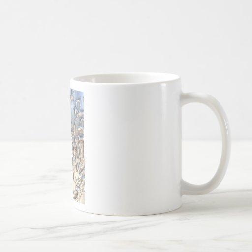 Sibelius Monument Detail Basic White Mug