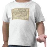 Siberia, chino Tartary Camiseta
