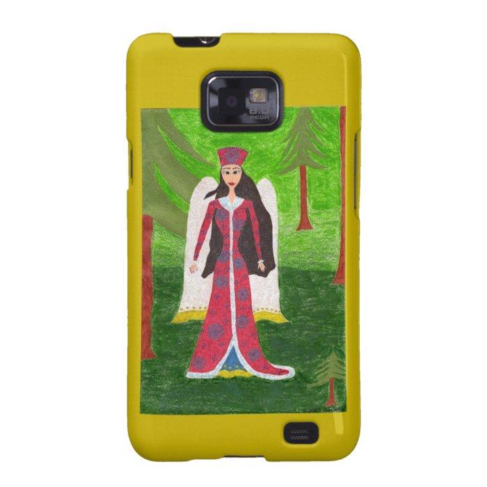 Siberian Angel Samsung Galaxy SII Cover