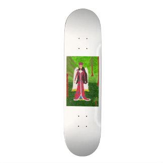 Siberian Angel Skateboard