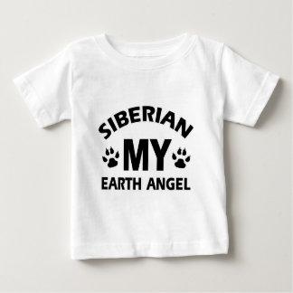 SIBERIAN CAT DESIGN BABY T-Shirt