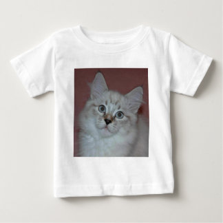 Siberian Colorpoint Kitten on products Baby T-Shirt