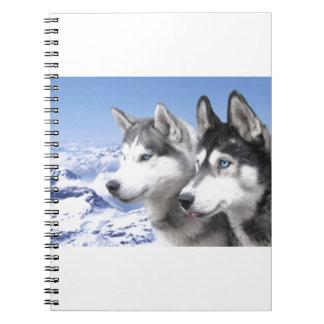 Siberian Huskies Journals