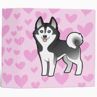 Siberian Husky / Alaskan Malamute Love Binder