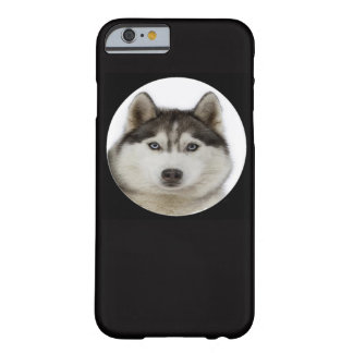 """Siberian Husky"" Barely There iPhone 6 Case"