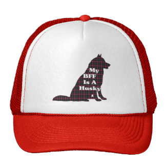 Siberian HUSKY BFF Gifts Trucker Hat