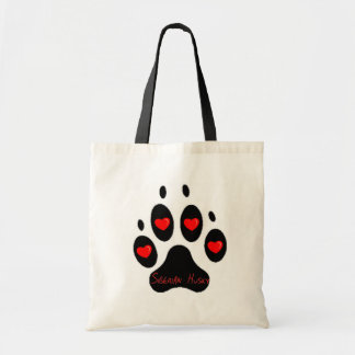 Siberian Husky Budget Tote Bag