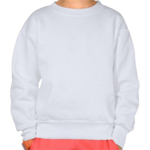 Siberian Husky Customized Girls Hanes Sweatshirt