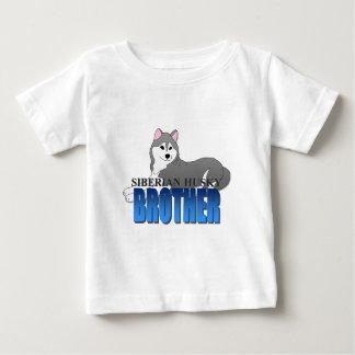 Siberian Husky Dog Brother Shirt