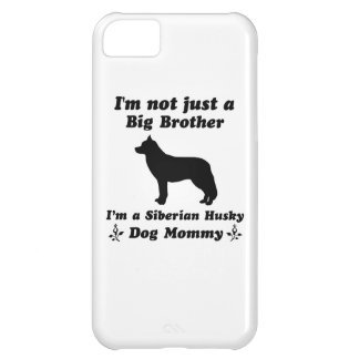 siberian husky Dog Designs Cover For iPhone 5C
