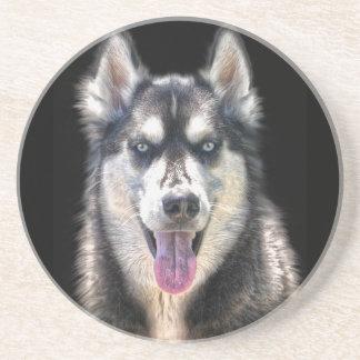 Siberian Husky Dog-lover's Pet Gift Range Coaster