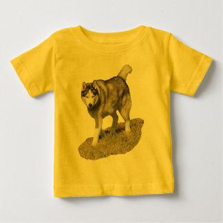 Siberian Husky Dog T Shirts