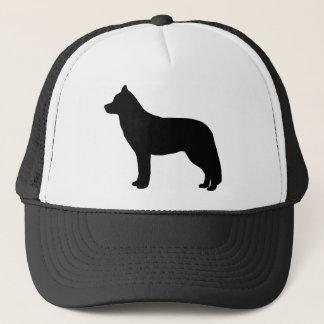 Siberian Husky Gear Trucker Hat