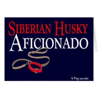 Siberian Husky Greeting Cards