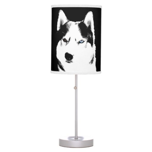 Siberian Husky Lamp Husky Malamute Lamps
