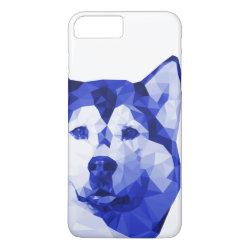 Case-Mate Tough iPhone 7 Plus Case with Siberian Husky Phone Cases design