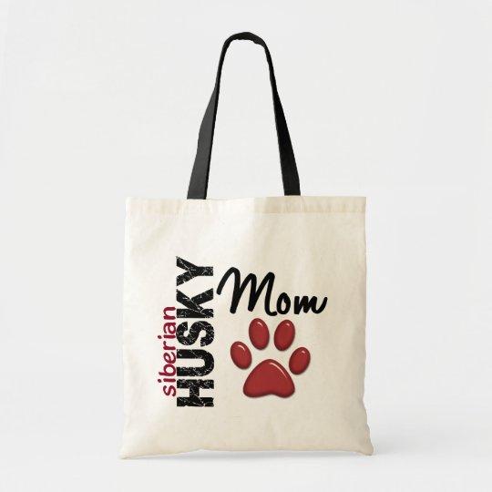 Siberian Husky Mom 2 Tote Bag