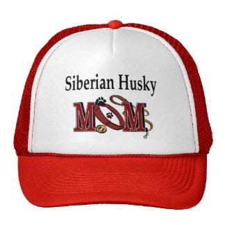 Siberian Husky Mom Gifts Trucker Hat
