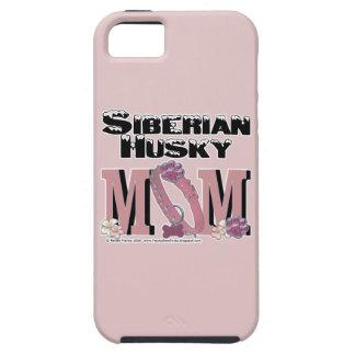 Siberian Husky MOM iPhone SE/5/5s Case