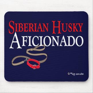 Siberian Husky Mouse Pad
