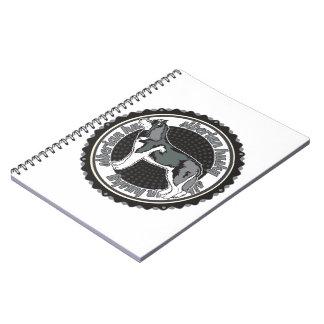 Siberian Husky Note Books