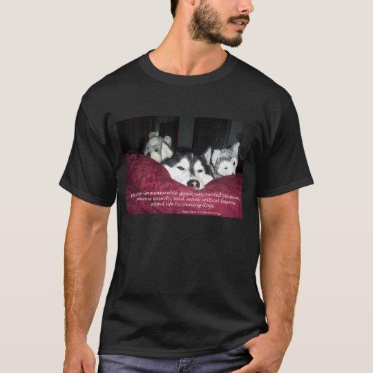 Siberian Husky Owner Shirt