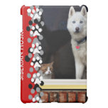 Siberian Husky Photo Cover For The iPad Mini