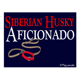 Siberian Husky Postcards