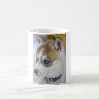 Siberian Husky Puppy 2 Coffee Mug