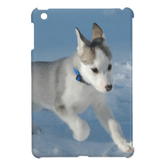 Siberian Husky Puppy iPad Mini Cases