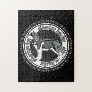 Siberian Husky Puzzles