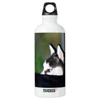 Siberian Husky SIGG Traveler 0.6L Water Bottle
