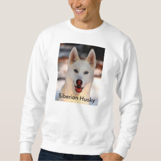 Siberian Husky Sweat Shirt