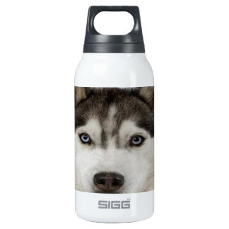 """Siberian Husky"" Thermos Bottle"