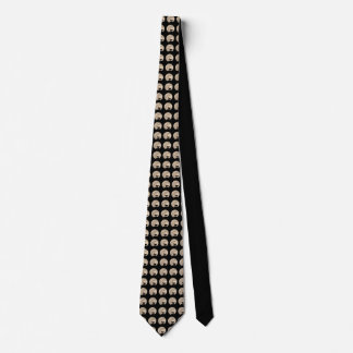 Siberian Husky Ties Husky Moon Dog Neckties