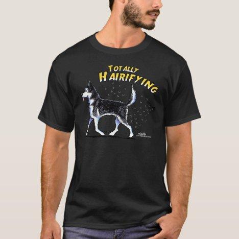 Siberian Husky Totally Hairifying T-Shirt