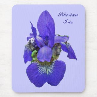 Siberian Iris Coordinating Items Mouse Pad