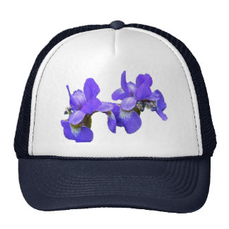 Siberian Iris Coordinating Items Trucker Hat