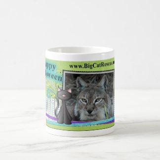 Siberian Lynx Halloween Mug