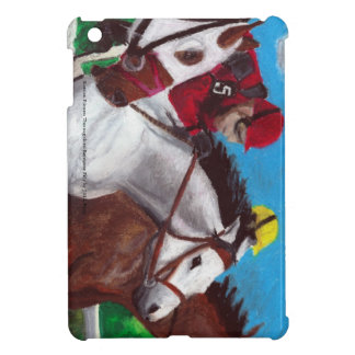 Siberian Princess Thoroughbred Racehorse Filly iPad Mini Cover