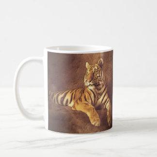 Siberian Tiger Art - Mug
