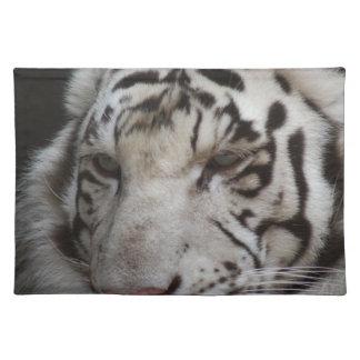 Siberian Tiger Cloth Placemat