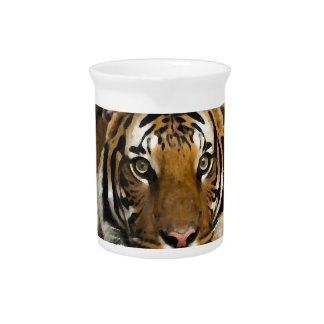 Siberian Tiger Drink Pitchers