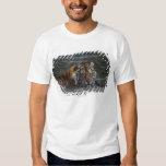 Siberian Tiger In Water T Shirt