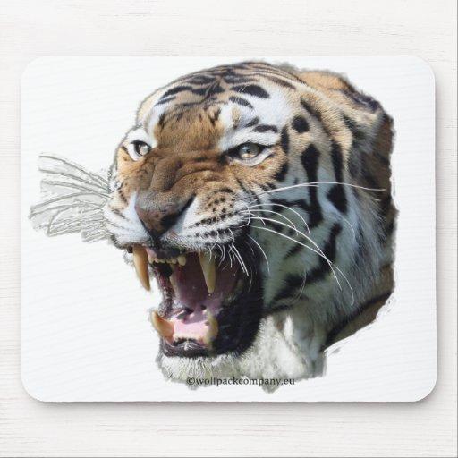 siberian tiger mousepads