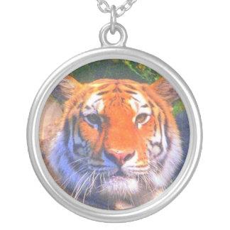 Siberian Tiger Necklace